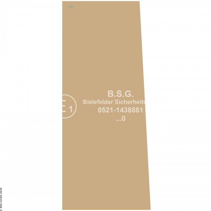 L00 - Seitenscheibe links Atlas Radlader42C - 86E Seitenscheibe