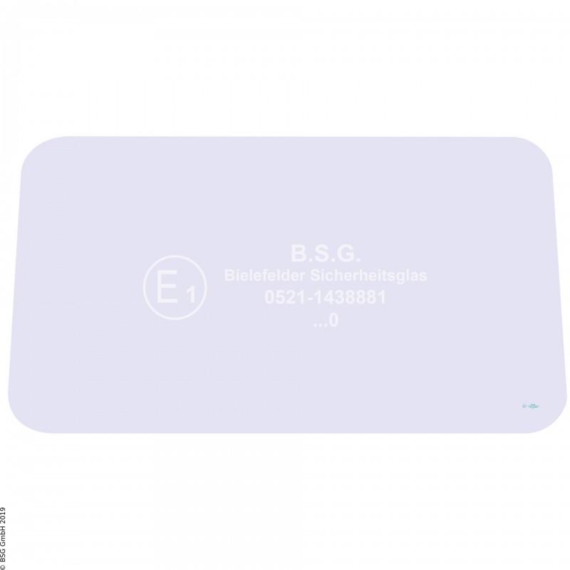 A00 - Frontscheibe Zettelmeyer RadladerZL 3002, 4002 (ab FgNr. 540101), 5002 Frontscheibe