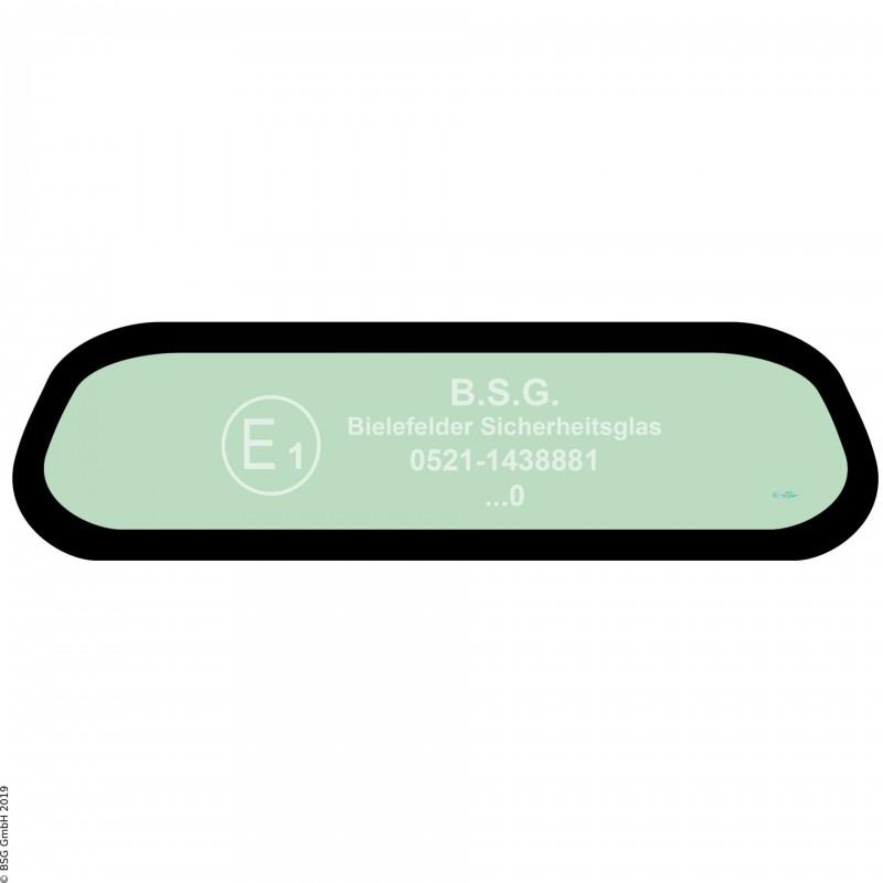 C00 - Dach(rand)scheibe Zeppelin RadladerZL 65, 80, 100, 140 Dachscheibe